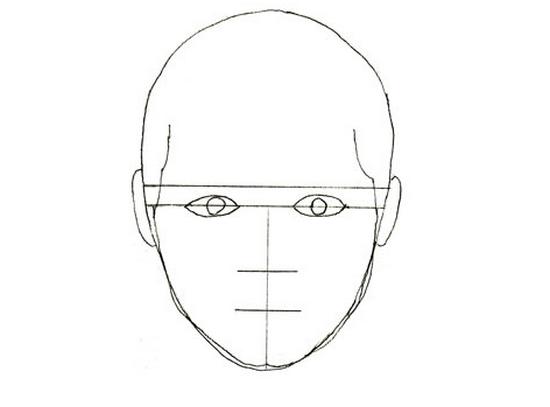 Как рисовать портрет карандашом поэтапно для начинающих?