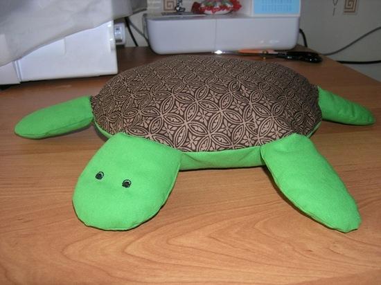 Добрая черепаха выкройка игрушки