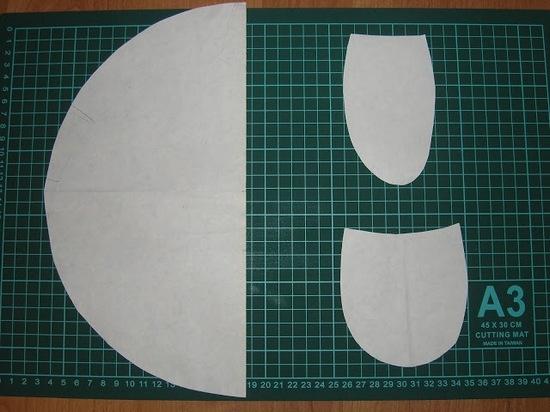 e69d295cffa86a99362b6372467a93c1 Мягкие игрушки своими руками из ткани (выкройки для начинающих)