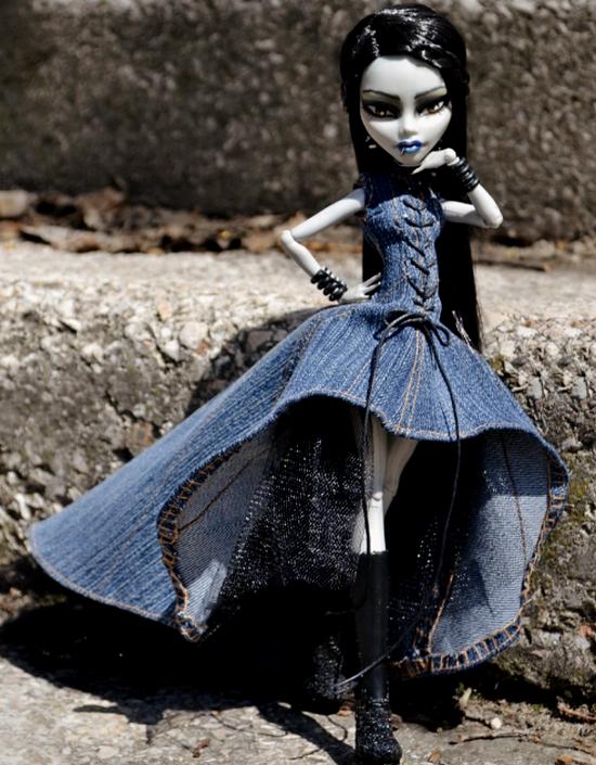Платье «Городская нимфа»