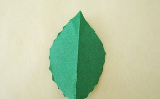 Листик из бумаги