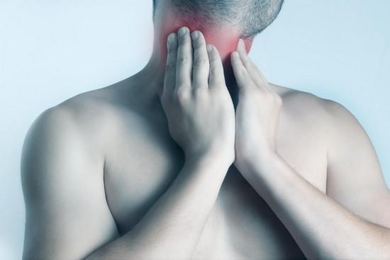 Особенности работы у мужчин щитовидной железы