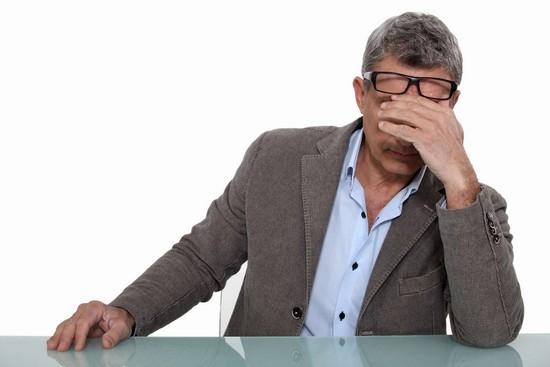 Симптомы заболеваний щитовидной железы у мужчин