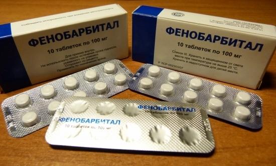 Список снотворных препаратов для пожилых людей, отпускаемых по рецепту: {amp}quot;Фенобарбитал{amp}quot;