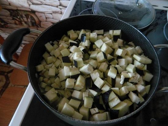 Баклажаны по корейски на зиму приготовления