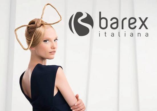 Итальянская краска для волос Barex Italiano