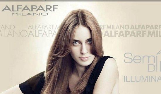 Мягкая итальянская краска бренда Alfaparf Milano
