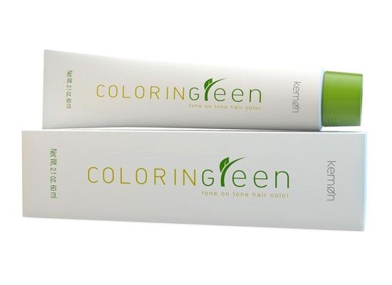 Итальянская краска Coloringreen окрашивает тон-в-тон, изменить базу с этим продуктом невозможно