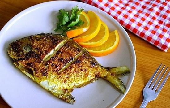карьере картинка рыбка на сковороде прочтения вашего