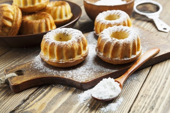 как сделать сахарную пудру в домашних условиях
