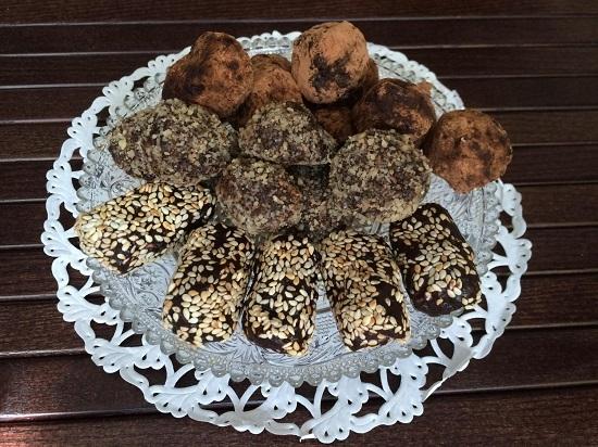 Конфеты из шоколадки своими руками фото 154