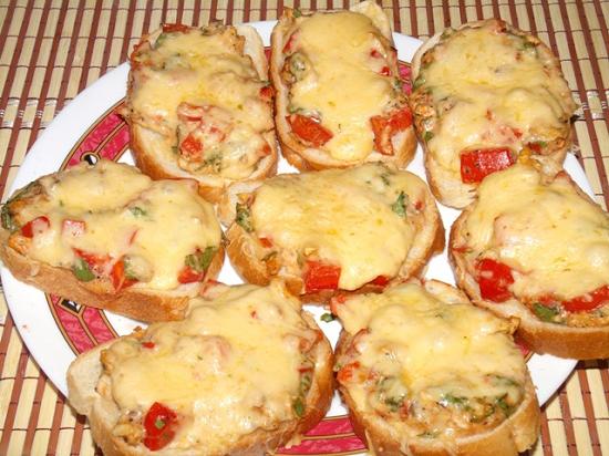 Как сделать вкусный горячий бутерброд в духовке 4