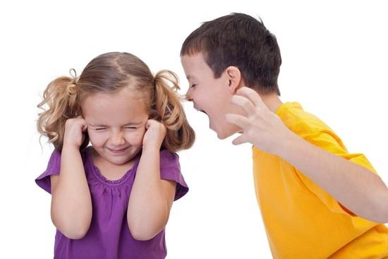 предпосылки к агрессии у детей дошкольного и младшешкольного возраста