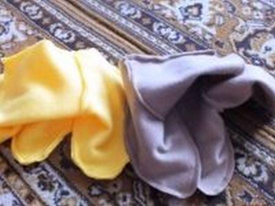 Тапочки с подкладкой