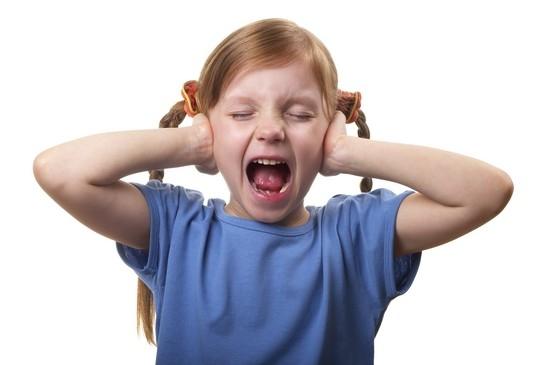 Нервное возбуждение у ребенка