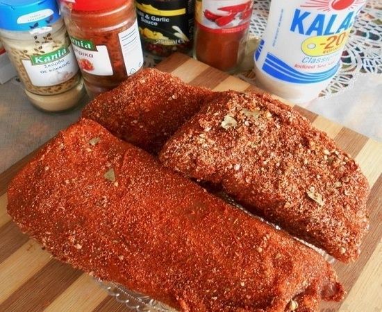 мясо сыровяленое рецепт #8