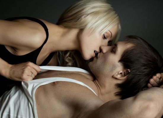Ласки для парня во время секса