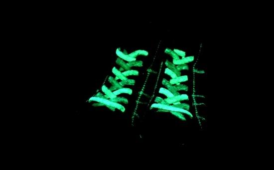 как сделать светящиеся кроссовки в домашних условиях