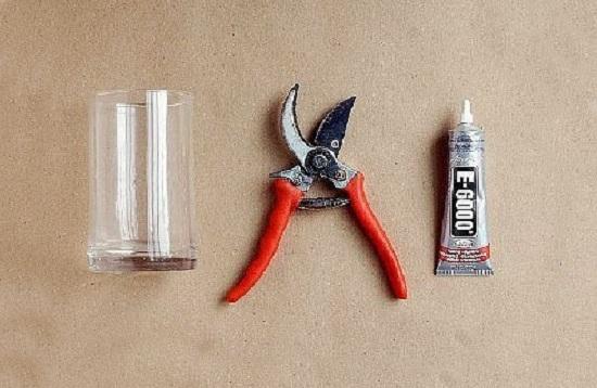 Возьмем необходимые инструменты