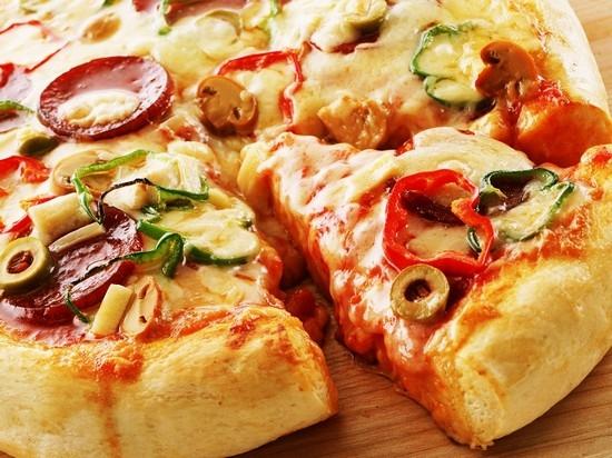 Рецепт теста для пиццы из кефира и творога
