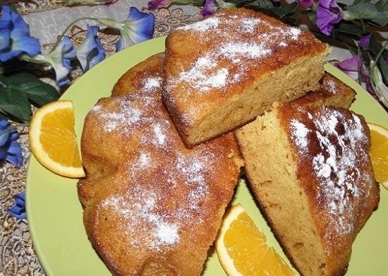 Как приготовить бисквитный корж со сгущенкой