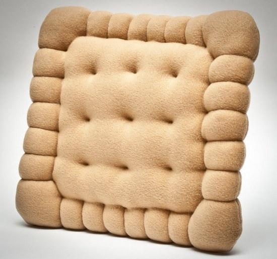 подарить подушку-печеньку