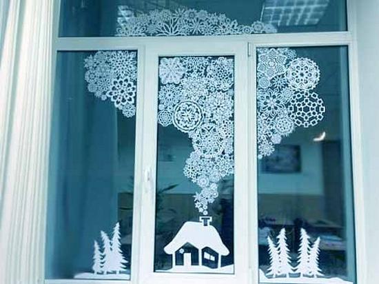 Идеи новогоднего интерьера. Наряжаем дом к Новому году LS