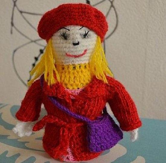 Как вяжутся куклы крючком для профессионалов с описанием