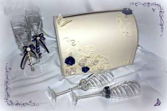 сундук для денег на свадьбу своими руками