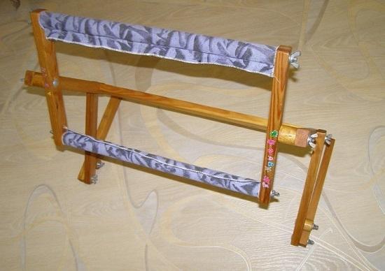 диванный станок для вышивания своими руками
