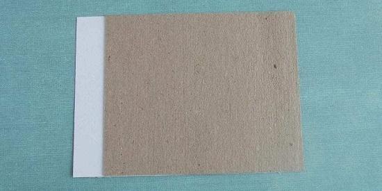 Размер бумажного прямоугольника