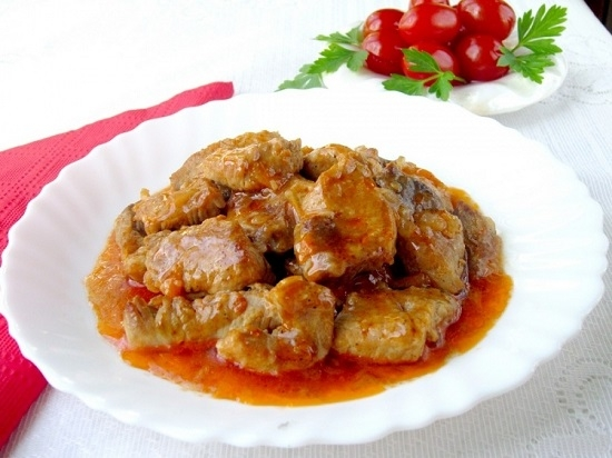 Приготовить свиную вырезку быстро и вкусно