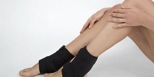 7 методов лечения растянутых связок голеностопа у себя дома