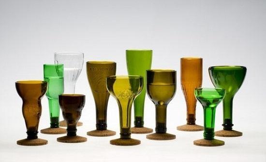 эффектные бокалы для напитков