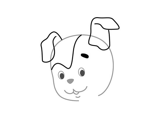 Рисуем ушки