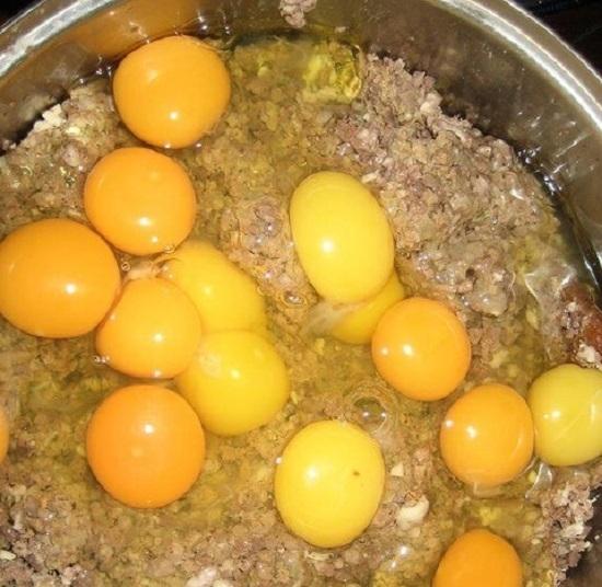Луканка свиная - домашняя сухая колбаса - приготовление сухой 50