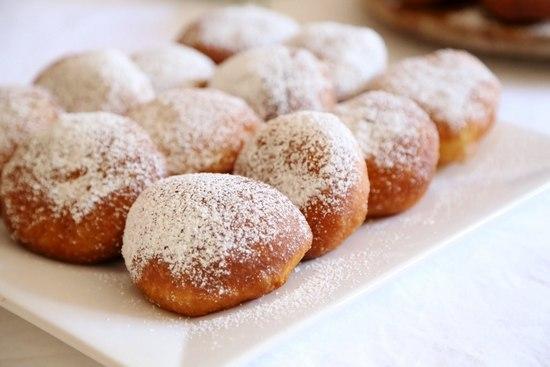 Рецепт приготовления пончиков в домашних условиях без дрожжей