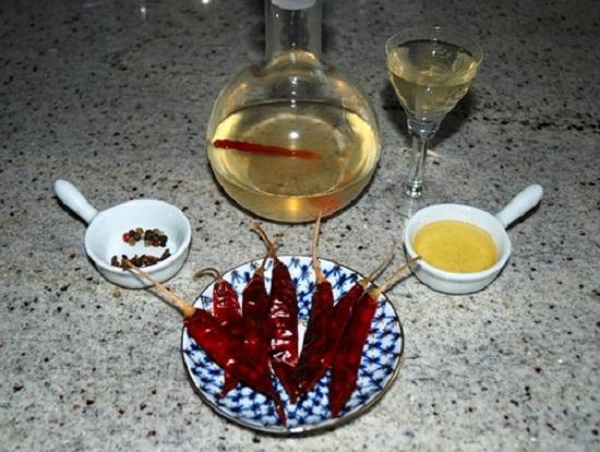 Перцовка в домашних условиях на спирту спирт этиловый ректификованный технический сорт цена