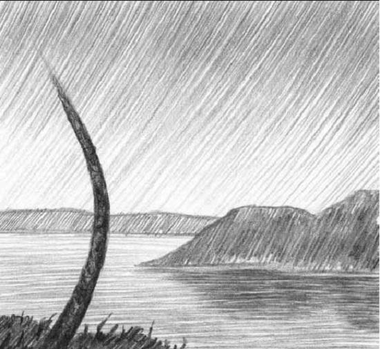Как нарисовать пейзаж карандашом поэтапно для детей?