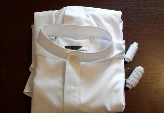 рубашка по выкройке