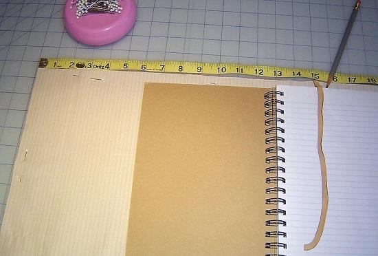 Обложка для личного дневника своими руками