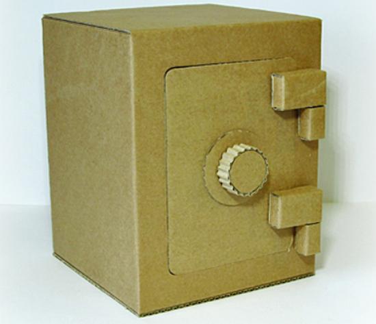 Замок коробка своими руками 37