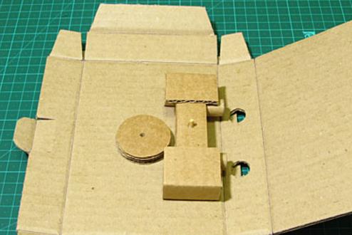 Замок коробка своими руками 13