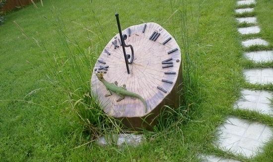 солнечные часы для детского сада