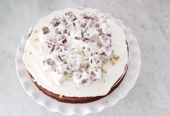 Рецепт торта санчо панчо в домашних условиях
