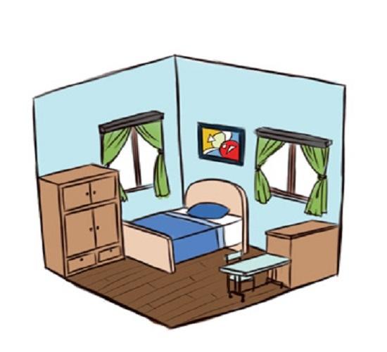 большой картинки по теме план моей комнаты возможно