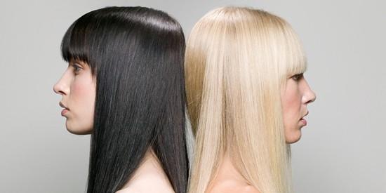 Как перекраситься из брюнетки в блондинку?