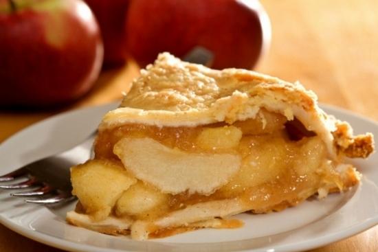 Яблочный пирог с видео