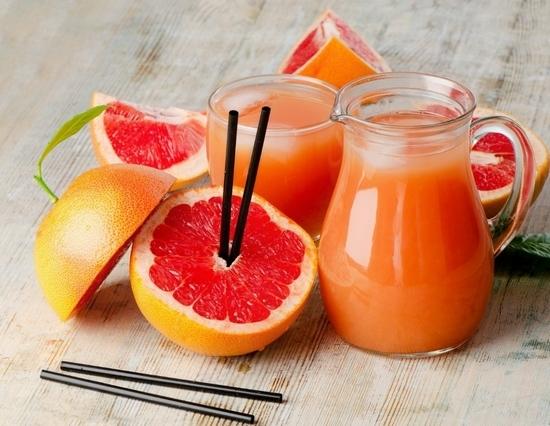 Сколько калорий в грейпфруте?