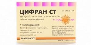 Цифран к какой группе антибиотиков относится
